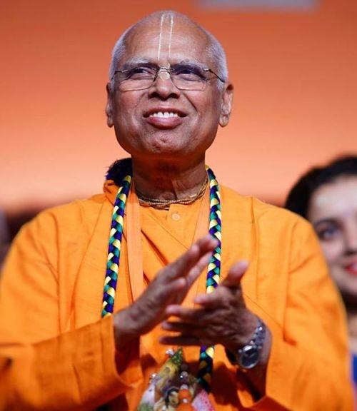 ISKCON Guru Lokanath Swami